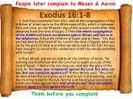 exodus 16 1 8