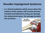 shoulder impingement s yndrome2