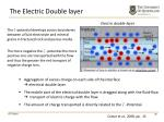the electric double layer1