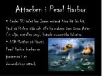 attacken i pearl harbor