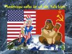 mots ttningar mellan st och v st kalla kriget
