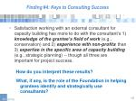finding 4 keys to consulting success1