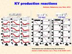 ky production reactions