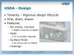 usda design