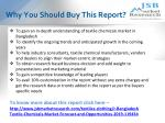 why you should buy this report