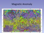 magnetic anomaly