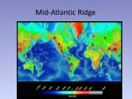 mid atlantic ridge1