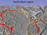 pacific basin region