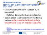 neuvoston suositus ep virallisen ja arkioppimisen validointi 2012 c 398 01