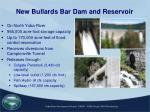 new bullards bar dam and reservoir