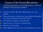 causes of the french revolution1