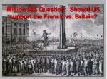 million question should us support the french vs britain
