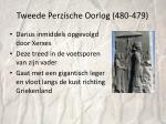 tweede perzische oorlog 480 479