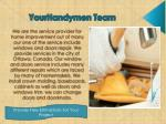 yourhandymen team
