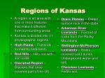 regions of kansas