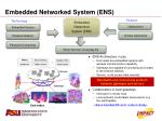 embedded networked system ens