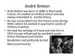 andr breton