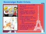 sovereign debt crisis