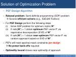 solution of optimization problem5