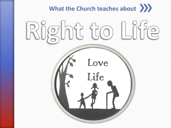 right to life The universal declaration of human rights the universal declaration of human rights everyone has the right to life, liberty and security of person.