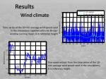 wind climate