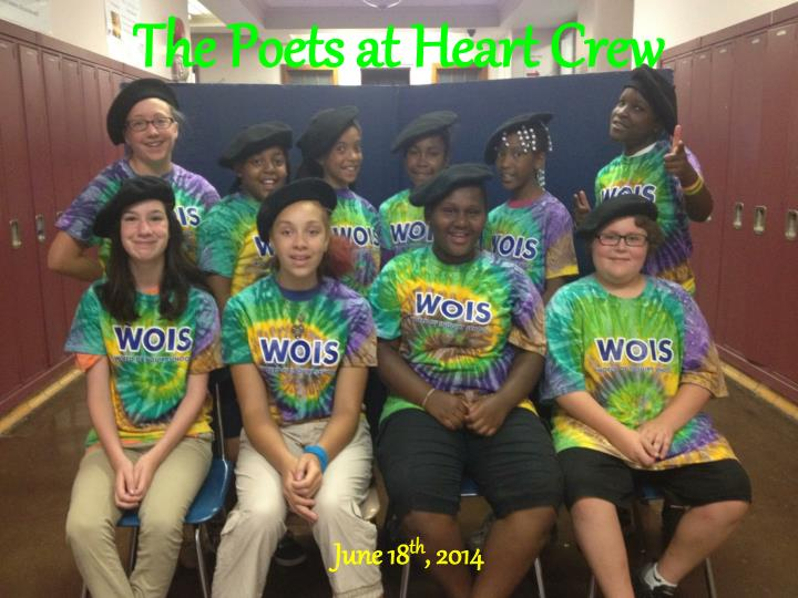 the poets at heart crew n.