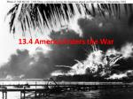 13 4 america enters the war