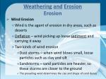 weathering and erosion erosion6
