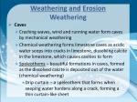 weathering and erosion weathering6