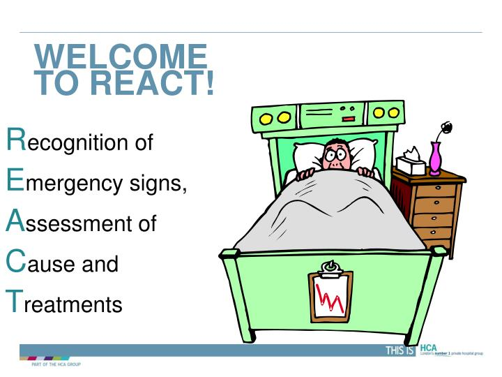 r ecognition of e mergency signs a ssessment of c ause and t reatments n.