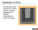 solidification of alloys1