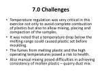7 0 challenges