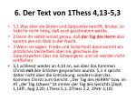 6 der text von 1thess 4 13 5 32