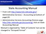 state accounting manual