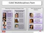 cubic multidisciplinary team