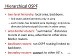 hierarchical ospf1