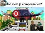 hoe meet je compensaties