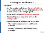 routing for mobile hosts4