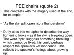 pee chains quote 2