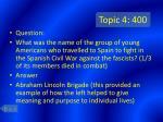 topic 4 400