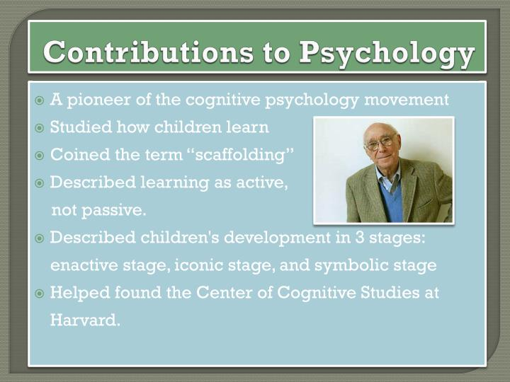 psychology contributor As such, psychology can make an almost unlimited contribution as a central scientific force in society in many respects it has already done so, and its insights have frequently given it a central role at the highest level of international negotiations.