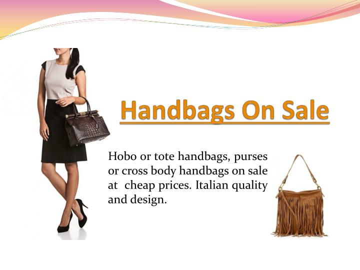 handbags on sale n.