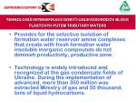 tehnologi intensifikacii doby i uglevodorodov block plastovyh putem tributary waters