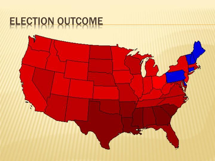Election Outcome