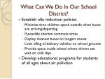 what can we do in our school district1