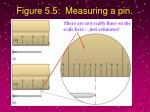figure 5 5 measuring a pin