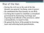 rise of the han