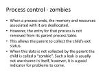 process control zombies