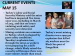 current events may 153