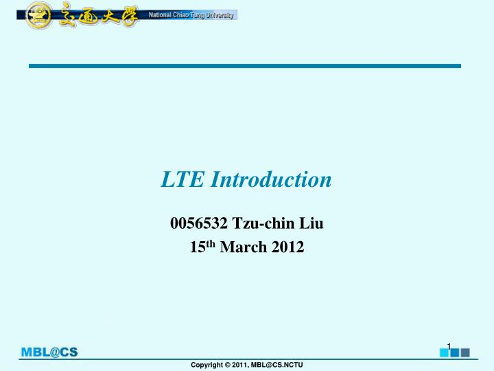 lte introduction n.